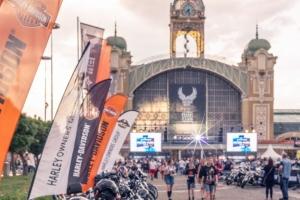 115 Harley-Davidson Anniversary 2018 - Praga