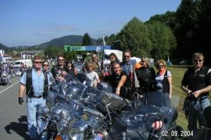 European Bike Week 2004 - Faak am Zee