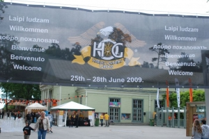 European HOG Rally 2009 - Jurmala