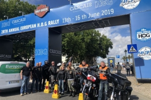 European HOG Rally Cascaise 2019