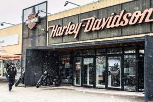 Rozpoczęcie sezonu 2019 - Harley Davidson Liberator