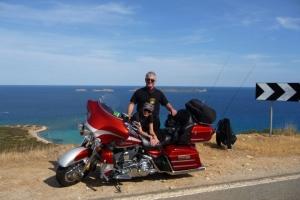 Sardynia - Korsyka 2008