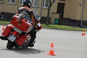 Szkolenie techniki jazdy 2013 - Legionowo
