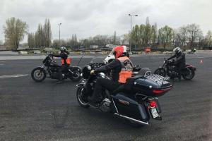 Szkolenie z techniki jazdy 2017