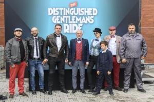 The Distinguished Gentleman's Ride - 2019