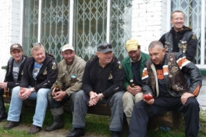 Zakończenie sezonu 2010 - Białowieża