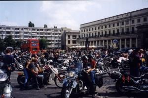 Zlot na Cyplu Czerniakowskim 2001