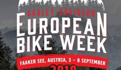 European Bike Week – Faak am Zee 2019