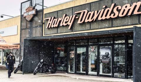 Rozpoczęcie sezonu Harley Davidson Liberator