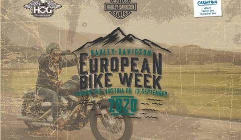 European Bike Week – Faak am Zee 2020