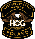 West Side Chapter Poznań HOG